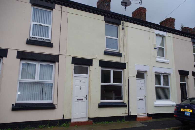 2 Bedrooms Terraced House for sale in Burnand Street, Anfield