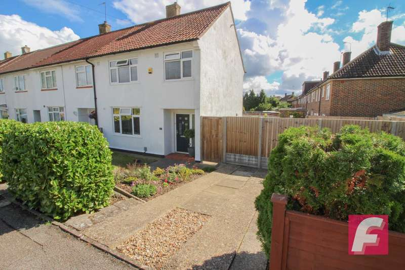 3 Bedrooms End Of Terrace House for sale in Fulford Grove, South Oxhey, WD19