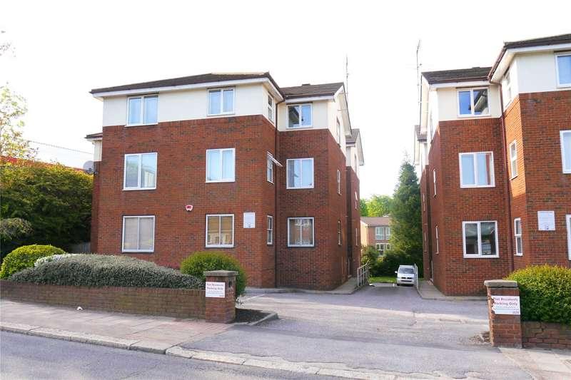2 Bedrooms Flat for sale in Collingwood Court, 130 Station Road, New Barnet, EN5