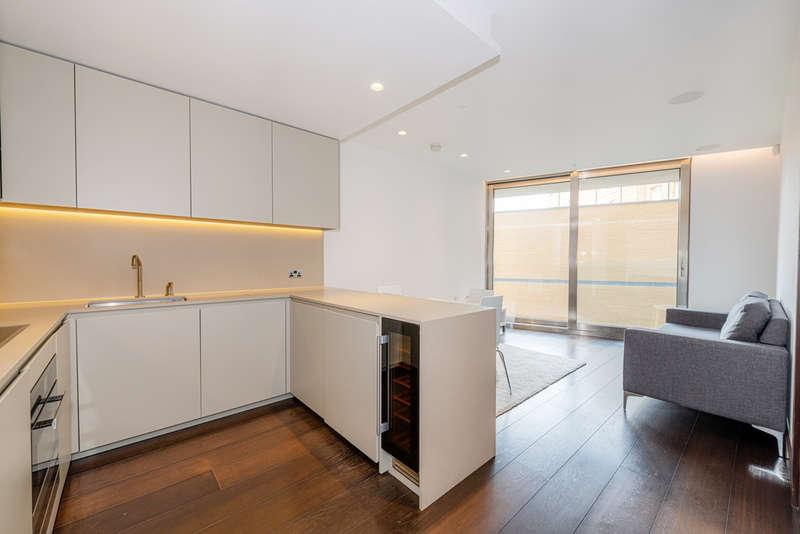 1 Bedroom Flat for rent in Kings Gate Walk