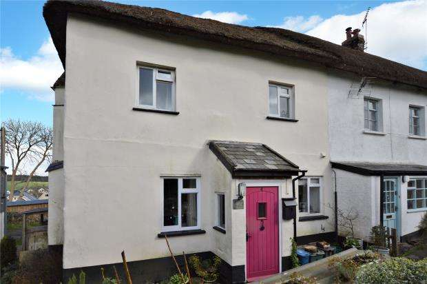 3 Bedrooms Semi Detached House for sale in Chapel Street, Morchard Bishop, Crediton, Devon