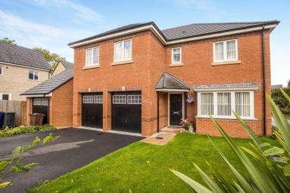 5 Bedrooms Detached House for sale in Oak Leaf Drive, Bamber Bridge, Preston, Lancashire