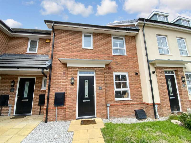 3 Bedrooms Terraced House for sale in Africa Drive, Lancaster