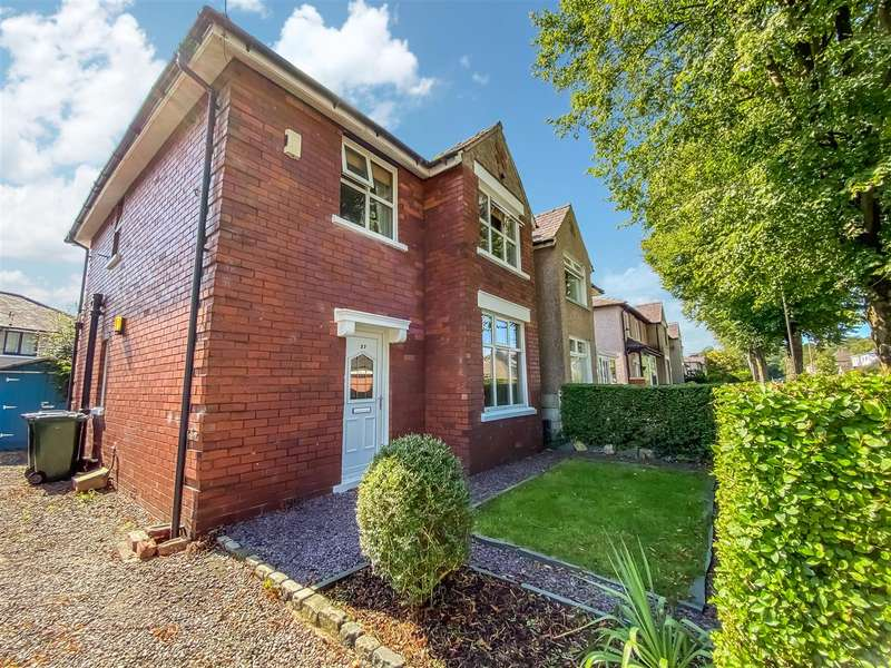 3 Bedrooms Semi Detached House for sale in Green Lane, Beaumont - a beautiful home on a tree lined street