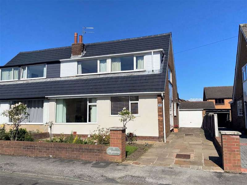 4 Bedrooms Semi Detached House for sale in Tewkesbury Drive, Lytham