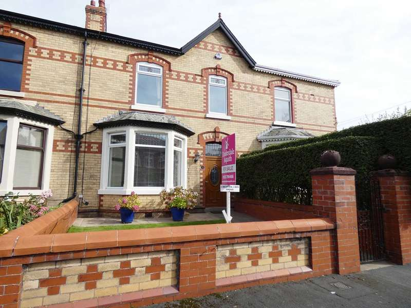 4 Bedrooms Terraced House for sale in Milner Road, Ansdell, Lytham St. Annes