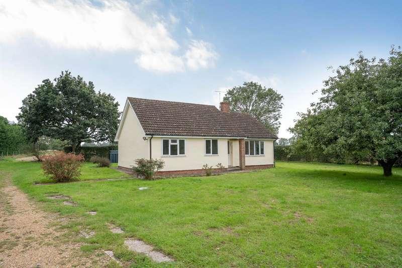 3 Bedrooms Detached House for rent in Gowers Bungalow, Howlett End, Wimbish, Saffron Walden, Essex, CB10 2XW