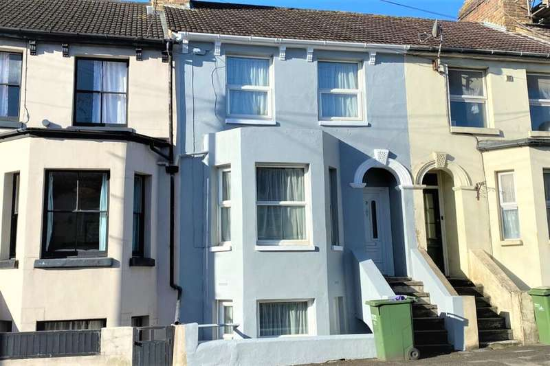 3 Bedrooms Terraced House for sale in Pavilion Road, Folkestone, CT19