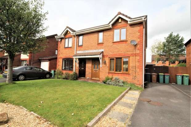 3 Bedrooms Semi Detached House for sale in Leesands Close, Preston, PR2