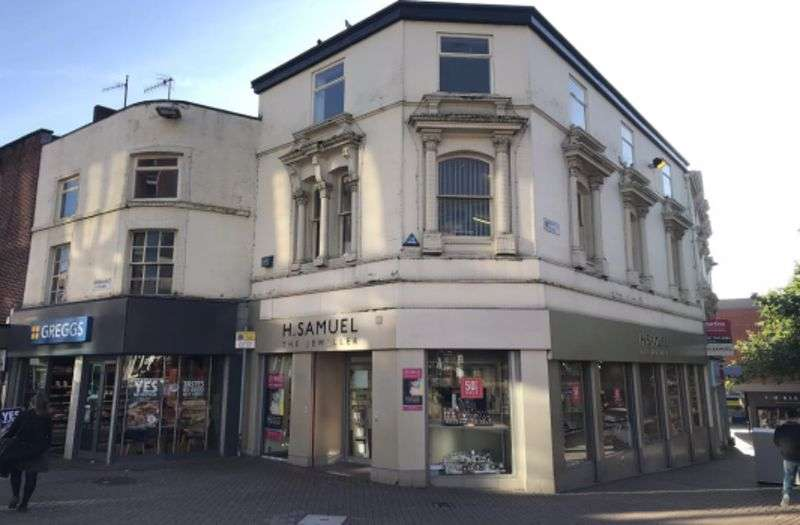 Property for rent in Market Square, Stoke-On-Trent