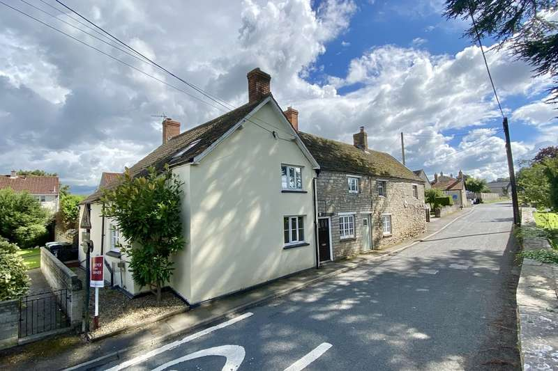 3 Bedrooms End Of Terrace House for sale in Station Road, Shapwick
