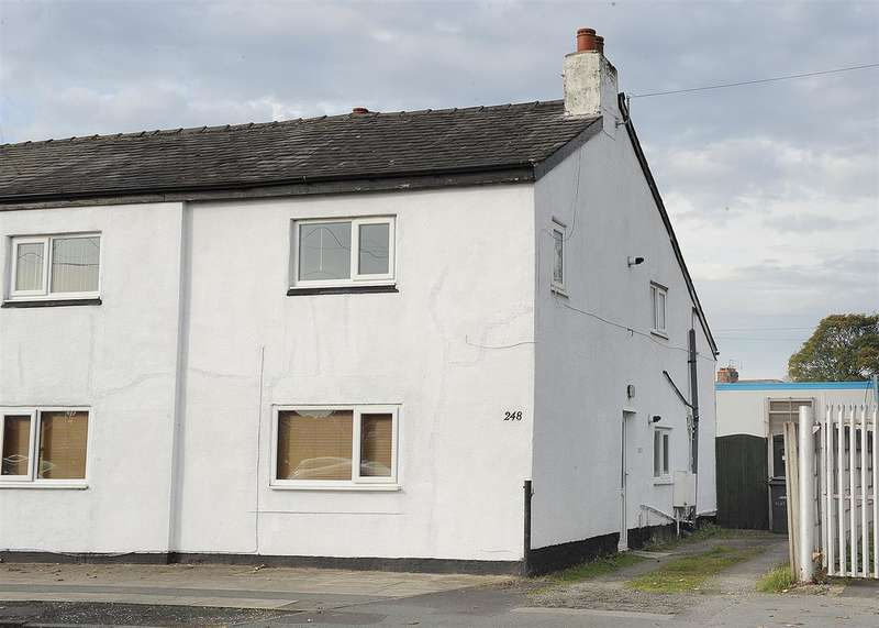 2 Bedrooms Flat for rent in 248 Liverpool Road, Cadishead M44 6FE