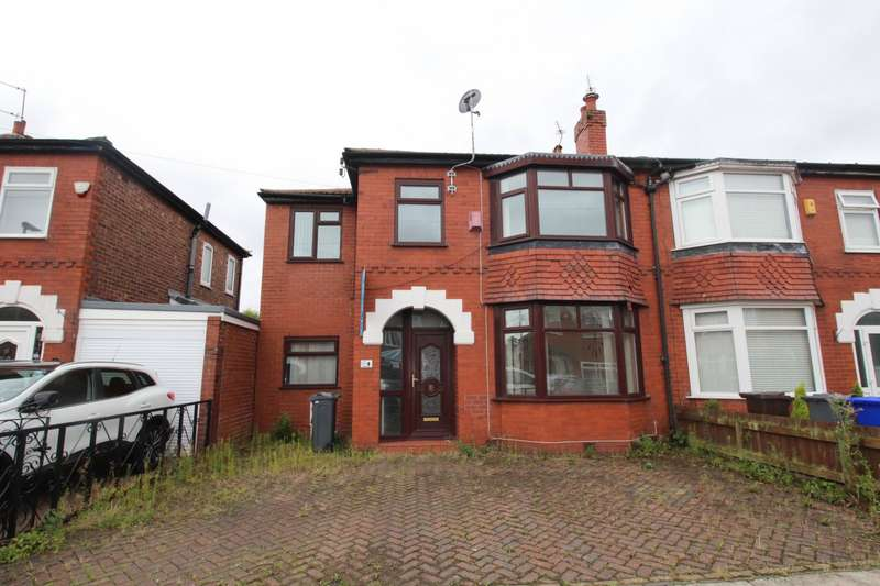 4 Bedrooms Semi Detached House for sale in Farley Avenue, Gorton, Manchester, M18