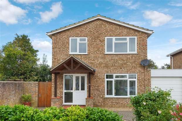 4 Bedrooms Detached House for sale in Prinknash Road, Bedford
