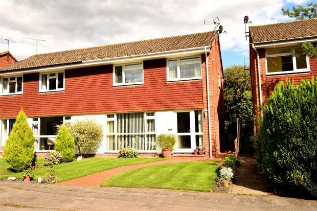 3 Bedrooms Semi Detached House for sale in 17 Brookfield, Kemsing, Sevenoaks, Kent