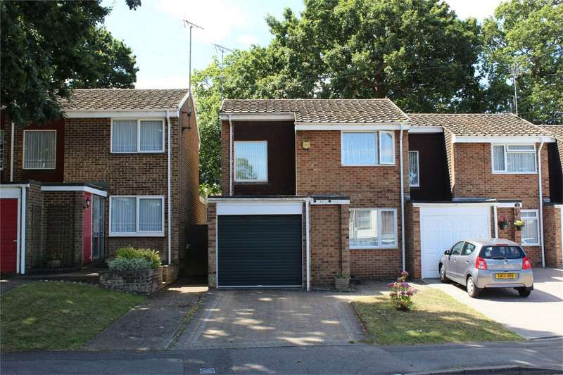 2 Bedrooms End Of Terrace House for sale in Tyler Drive, Parkwood, Gillingham, Kent, United Kingdom