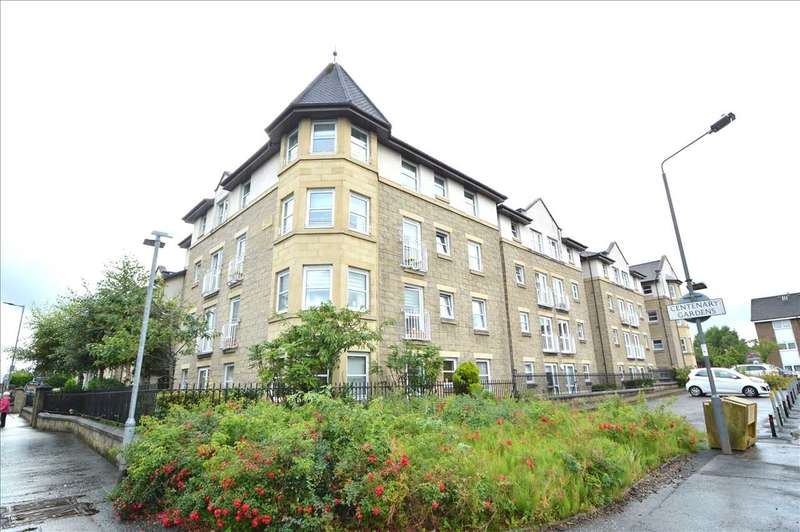 1 Bedroom Apartment Flat for sale in Weavers Court, Hamilton