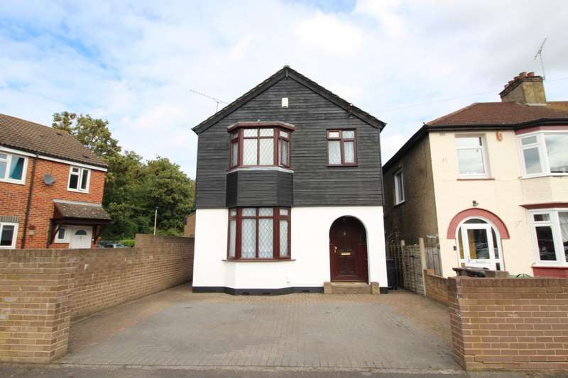 3 Bedrooms Detached House for sale in Gouge Avenue, Northfleet, Gravesend, Kent, DA11