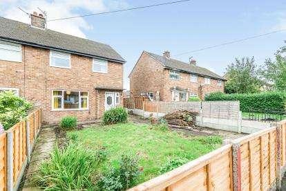 2 Bedrooms Semi Detached House for sale in Evesham Avenue, Penwortham, Preston, Lancashire