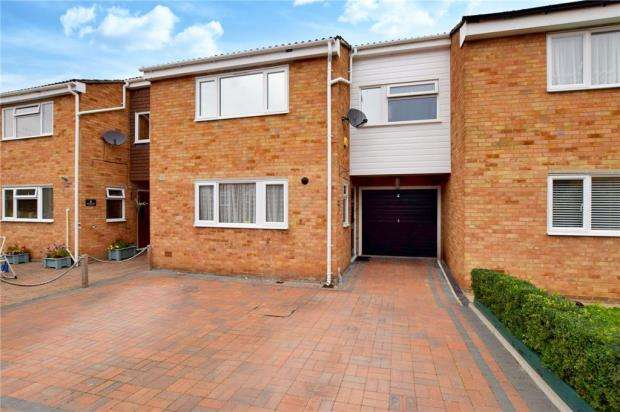 3 Bedrooms Terraced House for sale in Rayner Way, Halstead, Essex