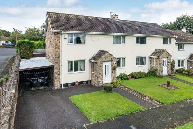 3 Bedrooms Property for sale in Percy Way, Walbottle, Newcastle Upon Tyne, NE15