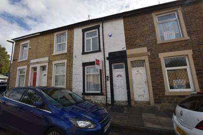 2 Bedrooms Terraced House for sale in Clarence Street, Darwen, Lancashire, .