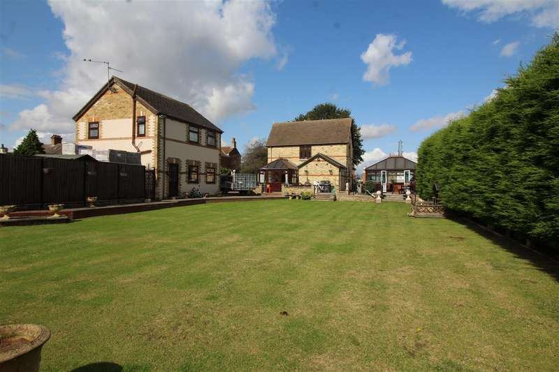 5 Bedrooms Detached House for sale in Broadway, Farcet, Peterborough