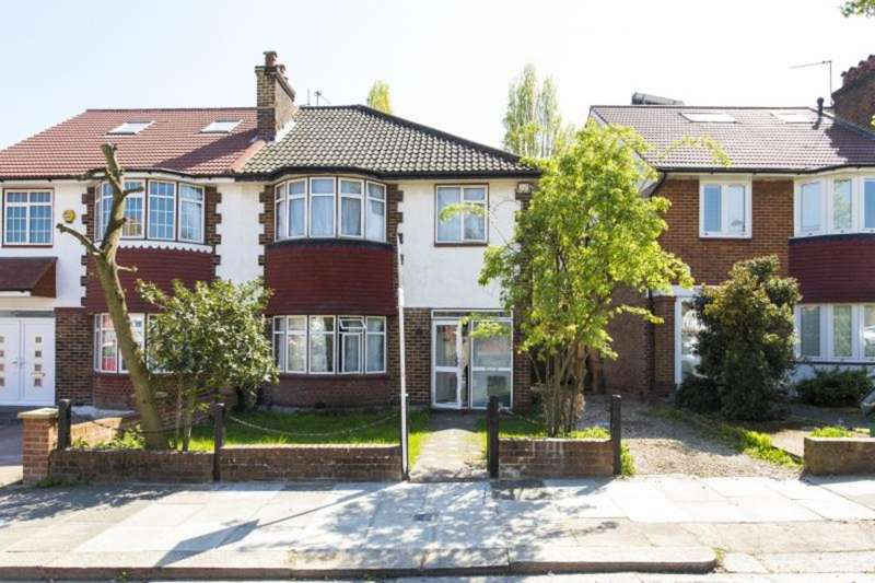 5 Bedrooms Semi Detached House for rent in Bowes Road, East Acton