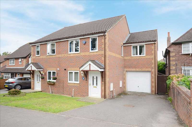 3 Bedrooms Semi Detached House for sale in Sholing