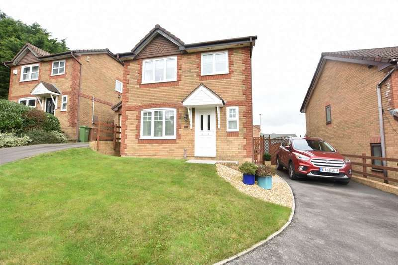 3 Bedrooms Detached House for sale in Bryn Derw, Blackwood, Caerphilly
