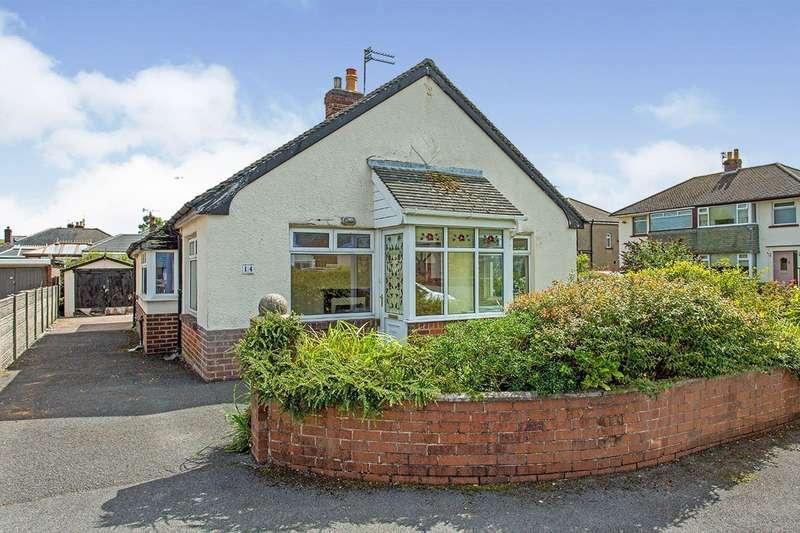 2 Bedrooms Detached Bungalow for sale in Shire Bank Crescent, Fulwood, Preston, Lancashire, PR2