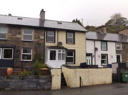 3 Bedrooms Terraced House for sale in Holland Terrace, Tanygrisiau, Blaenau Ffestiniog, Gwynedd, LL41