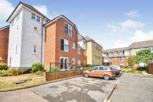 1 Bedroom Flat for sale in Windsor Court, Hoxton Close, Ashford, Kent