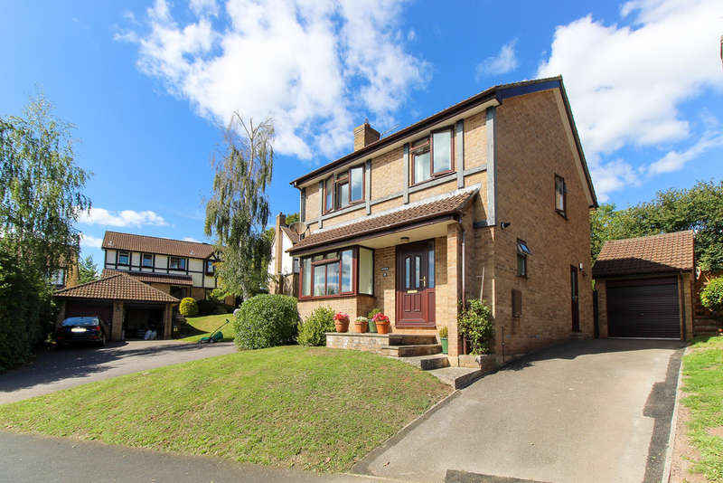 4 Bedrooms Detached House for sale in Beech Park, Crediton