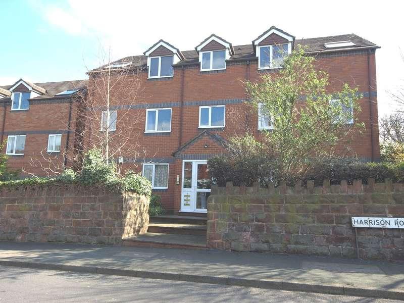 1 Bedroom Flat for rent in Harrison Road, AMBLECOTE, STOURBRIDGE, West Midlands