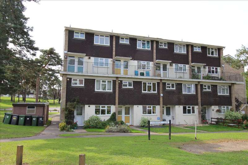 2 Bedrooms Maisonette Flat for rent in Lamerton Close, Bordon