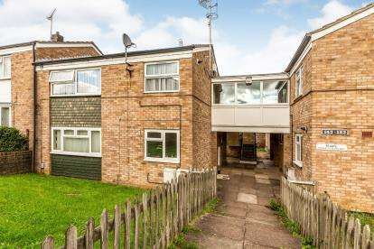 1 Bedroom Flat for sale in Vardon Road, Stevenage, Hertfordshire, England