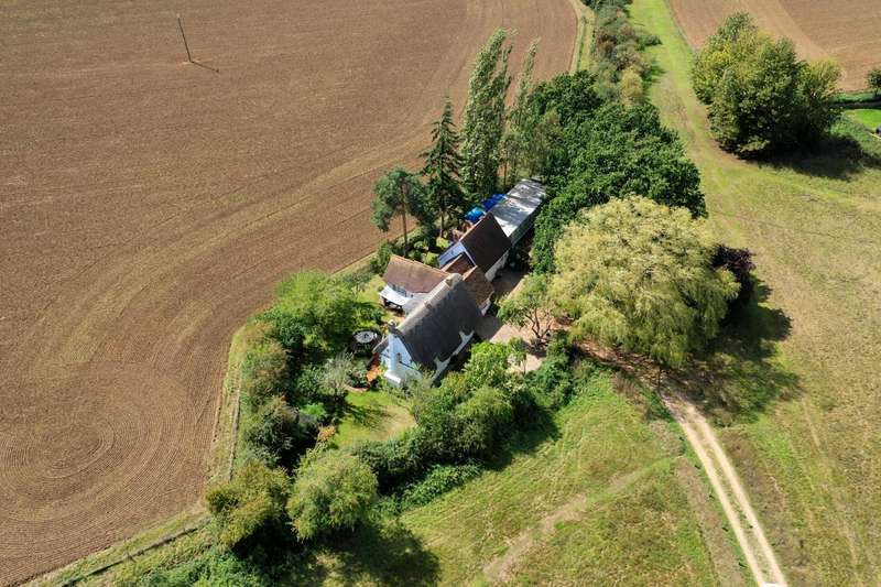 4 Bedrooms Cottage House for sale in Stebbing Green, Stebbing, DUNMOW