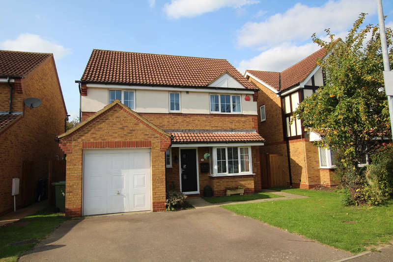 4 Bedrooms Detached House for sale in Elbourn Way, Bassingbourn