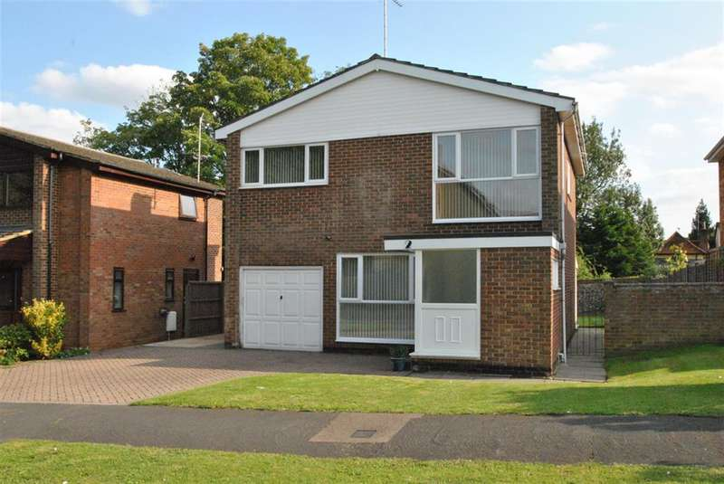 5 Bedrooms Detached House for sale in Bridewell Close, Buntingford, SG9 9AY