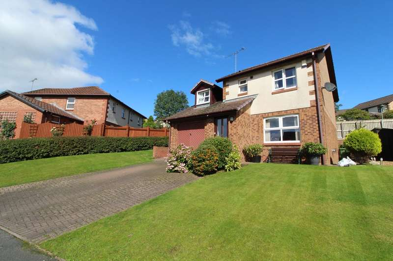 3 Bedrooms Detached House for sale in Sycamore Drive, Penrith, CA11