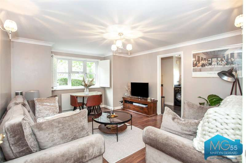 2 Bedrooms Apartment Flat for sale in Lyons Court, Eversleigh Road, Barnet, EN5