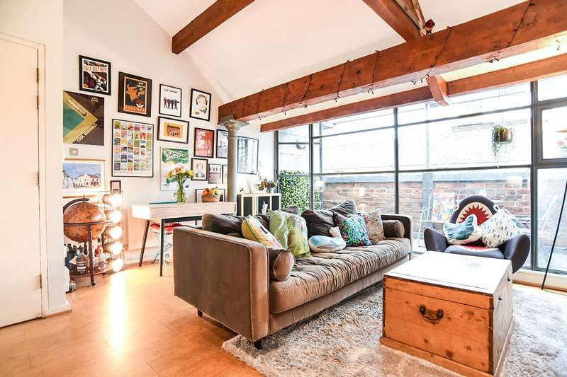 2 Bedrooms Apartment Flat for sale in Bloom Street, Manchester, Greater Manchester, M1