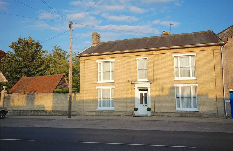 6 Bedrooms Town House for sale in Hall Street, Long Melford, Sudbury, Suffolk, CO10