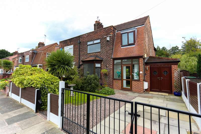 3 Bedrooms Semi Detached House for sale in Orchard Road West, Northenden, Manchester, M22