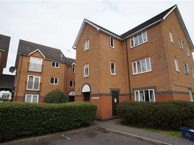 2 Bedrooms Flat for sale in Peregrin Road, Waltham Abbey