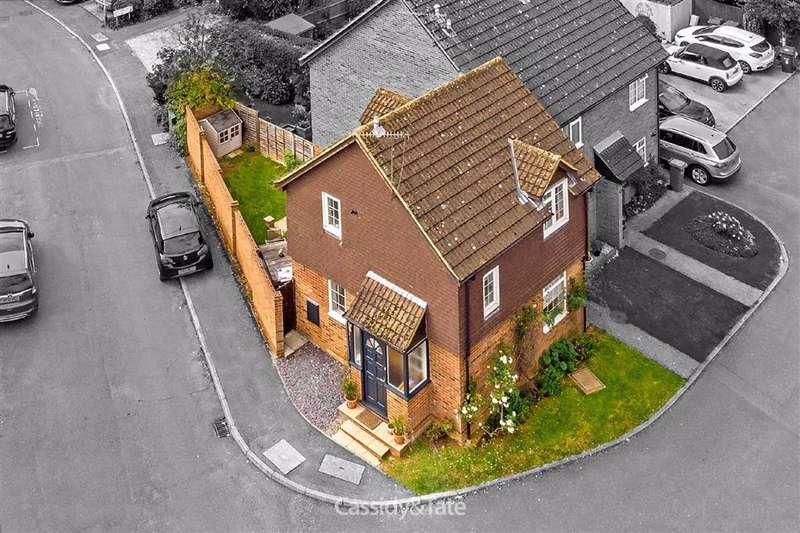 2 Bedrooms Property for sale in Wilstone Drive, St. Albans, Hertfordshire - AL4 9TT