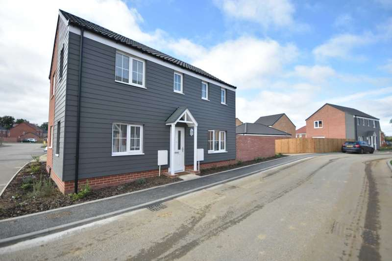 3 Bedrooms Detached House for sale in Joy Place, Hethersett, NR9