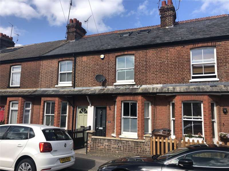 3 Bedrooms Terraced House for sale in Castle Road, St. Albans, Hertfordshire, AL1