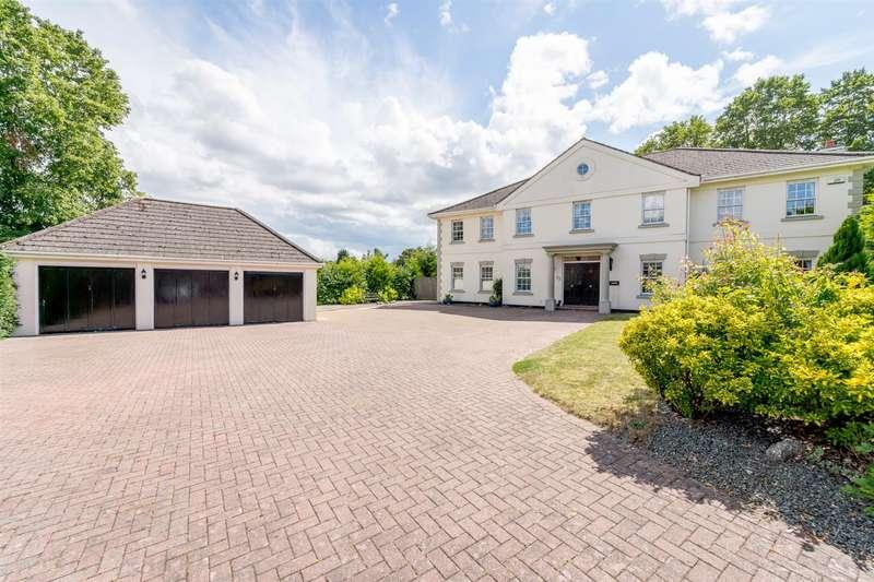 6 Bedrooms Detached House for sale in Brunswick Gate, Pedmore, Stourbridge, West Midlands